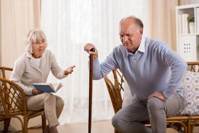 Arthrose bei Senioren